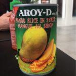Mangue Sirop Aroy-d 425 GRS