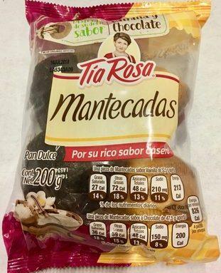 Mantecadas Vainilla y Chocolate