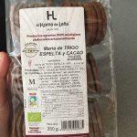María de trigo espelta y cacao