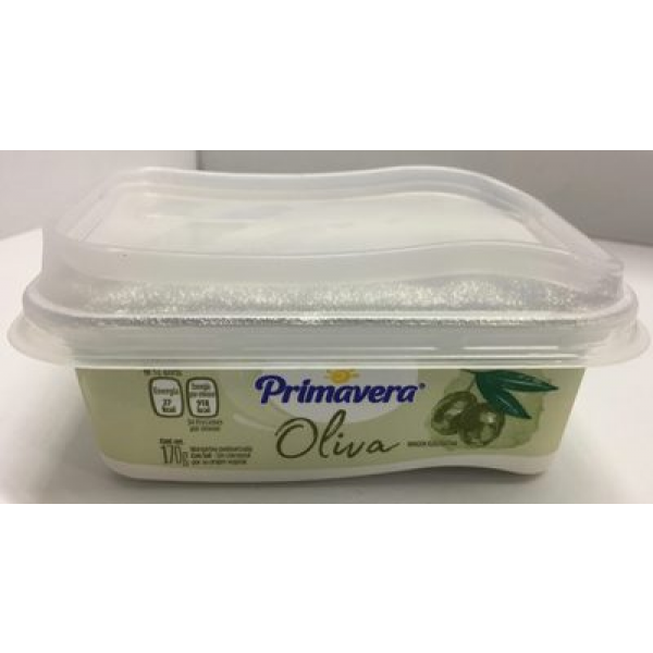 Margarina Con Sal oliva Primavera