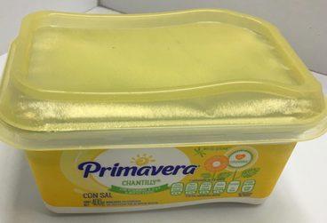 Margarina con sal Primavera