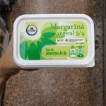 Margarina vegetal 3/4