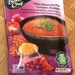 Marokkanische Linsen-Suppe