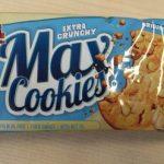 Max cookies white choc