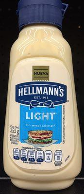Mayonesa Light Hellmann's