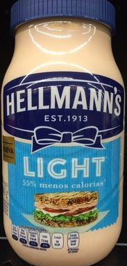Mayonesa light Hellmann´s