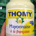 Mayonnaise à la française