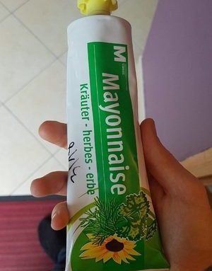 Mayonnaise Herbes