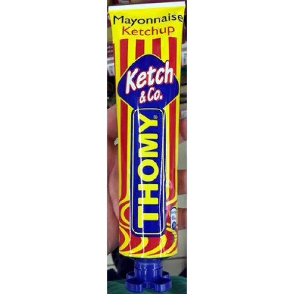 Mayonnaise Ketchup Ketch & Co
