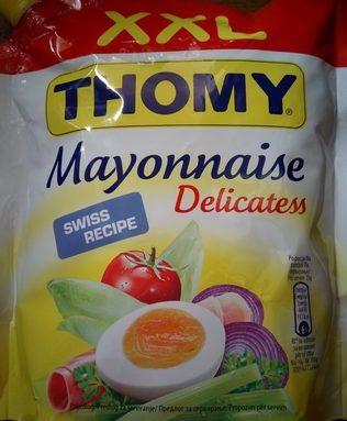 Mayonnaise delicatess