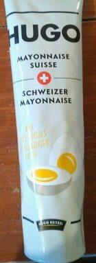 Mayonnaise suisse Hugo