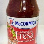 McCormick Mermelada de Fresa