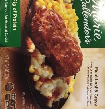 Meat Loaf & Gravy