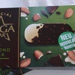 Mega Star almond milk