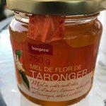 Mel de flor de taronger