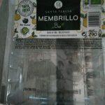 Membrillo sin gluten ecológico