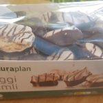 Meringuettes au chocolat