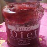 Mermelada de fresa DIET