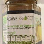 Mermelada de guayaba con jarabe de agave Agave Sweet