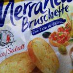 Merranea bruschette (Zweifel)