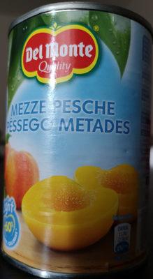 Mezze Pesche