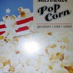 Microwave Pop Corn salé