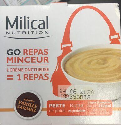 Milical creme vanille