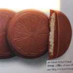 Milk Chocolate Orange Biscuits
