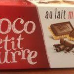 Mini Choco Petit Beurre Au Lait