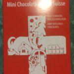 Mini Schweizer Milchschokolade