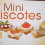 Mini biscotes