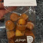 """Mini-magdalenas Choco-chips """"La Granja"""""""