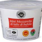 Mini mozzarella di latte di bufala