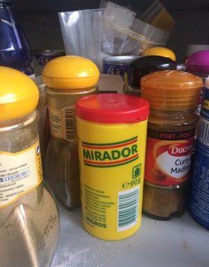 Mirador Condiment en poudre