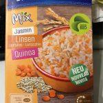 Mix jasmin lentilles quinoa