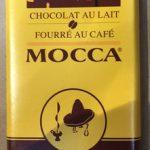 Mocca fourré au café et à l'huile de palme