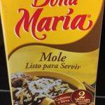 Mole Doña Maria