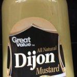 Mostaza de Dijon Great Value
