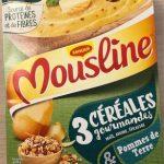 Mousline 3 Céréales gourmandes & Pommes de Terre
