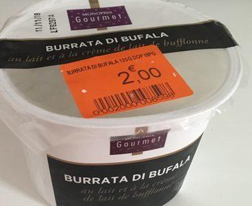 Mozzarela di buffala