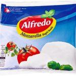 Mozzarella Alfredo
