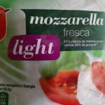 Mozzarella fresca light