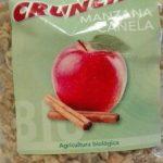 Muesli Crunchy manzana y canela