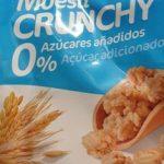 Muesli crunchy 0%