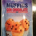 Muffins con chocolat