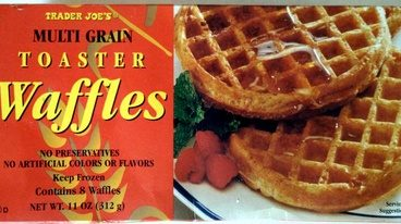 Multigrain Toaster Waffles