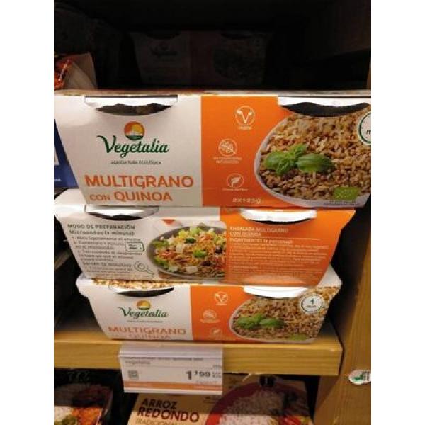 Multigrano con quinoa