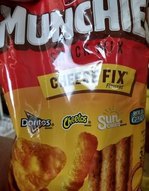 Munchies Snack Mix Cheese Fix