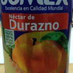 Néctar de Durazno