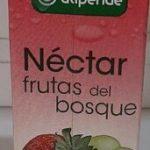 Néctar frutas del bosque